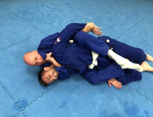 Man up masculinity martial arts